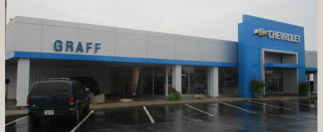 Mount Pleasant Chevrolet >> Graff Chevrolet In Mount Pleasant Mi 48858 Auto Body