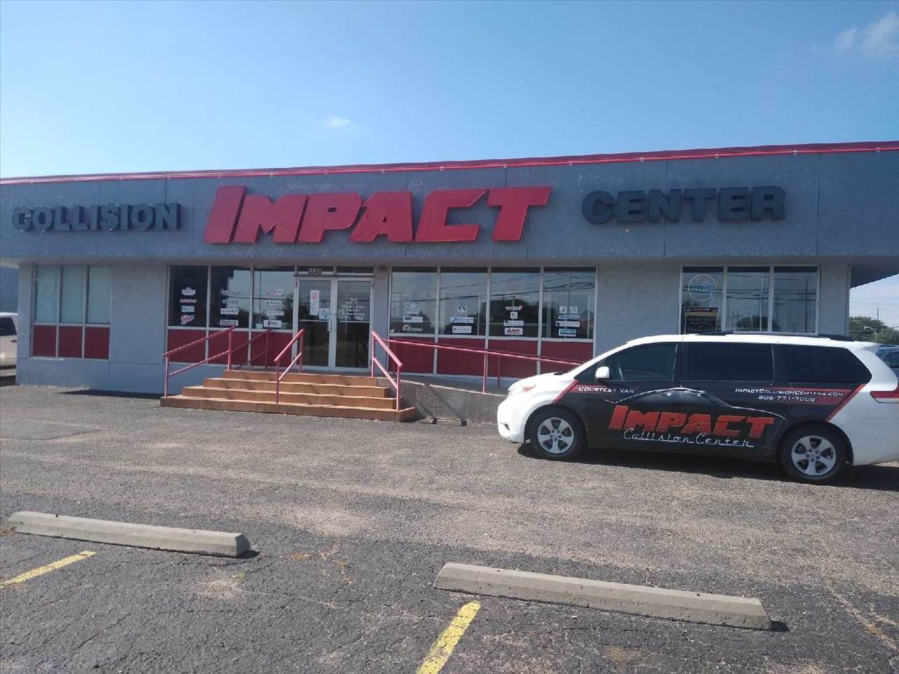 impact collsion center 1 in lubbock tx 79414 auto body shops carwise com lubbock tx 79414 auto body shops
