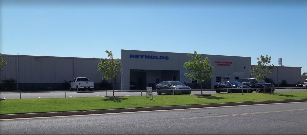 Reynolds Ford Collision Center In Okc Ok 73132 Auto Body Shops