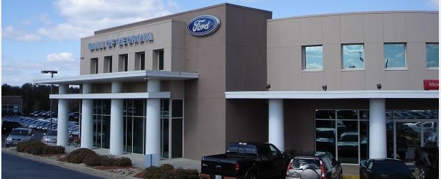 Mall of Georgia Ford Body Shop in Buford, GA, 30518   Auto Body ...