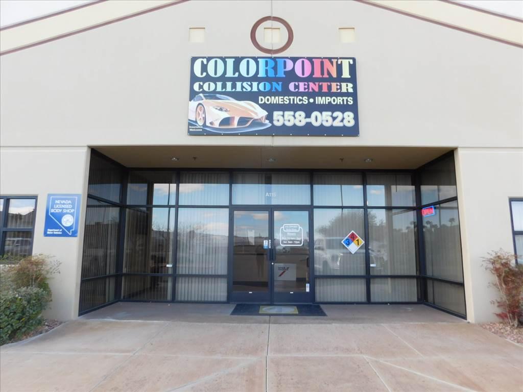 Colorpoint bodyshop in henderson nv 89014 auto body shops 177 cassia way b114 solutioingenieria Choice Image