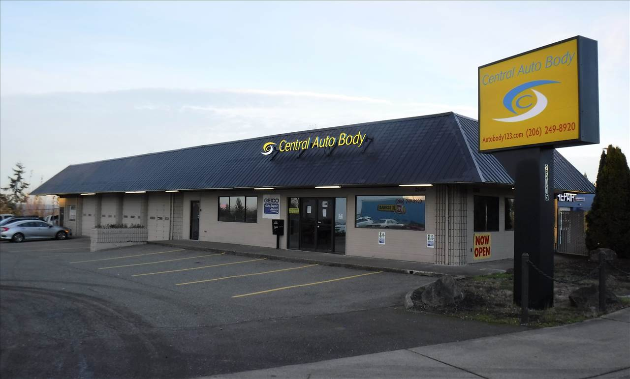 Central Auto Body Kent In Kent Wa 98032 Auto Body Shops Carwise Com