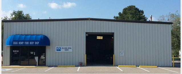Doug Henry Ford In Tarboro Nc 27886 Auto Body Shops Carwise Com