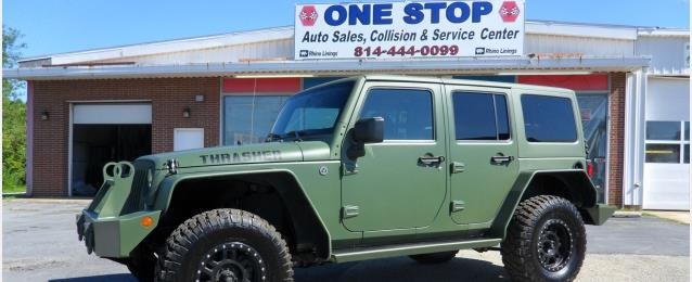 One Stop Auto Sales >> One Stop Collision Service Center In Somerset Pa 15501