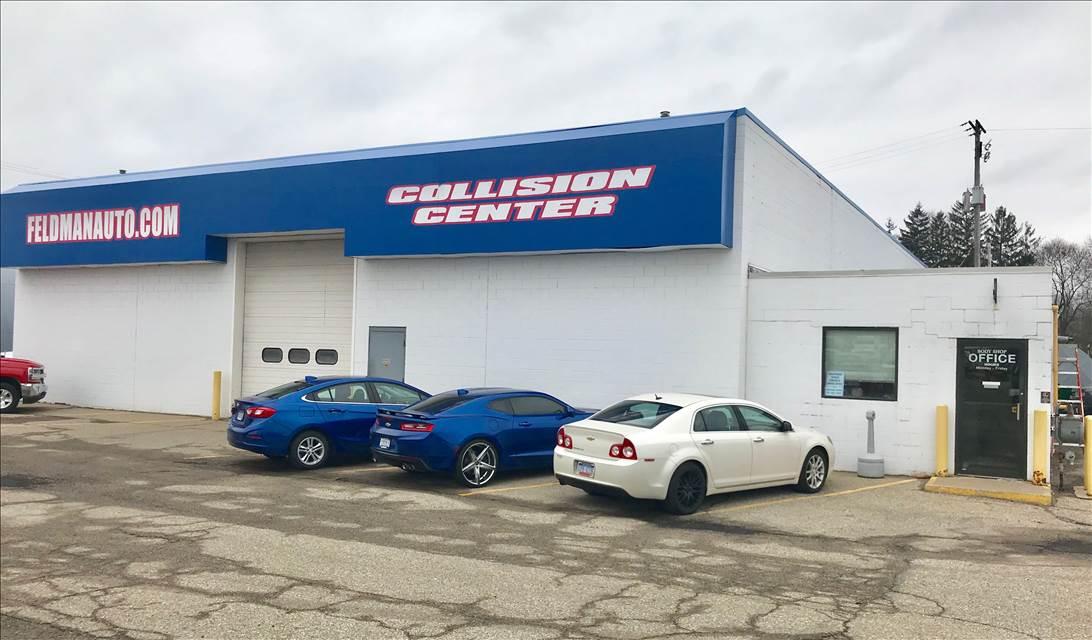 Feldman Chevrolet Lansing In Lansing Mi 48912 Auto Body Shops Carwise Com