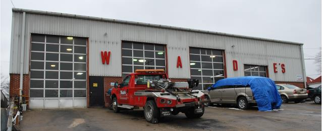 Wade\'s Body and Frame Shop in Waynesburg, PA, 15370 | Auto Body ...