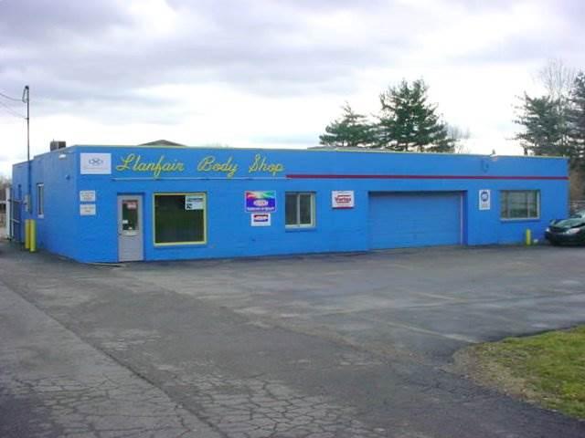 Llanfair Body Shop Inc In Cincinnati Oh 45231 Auto