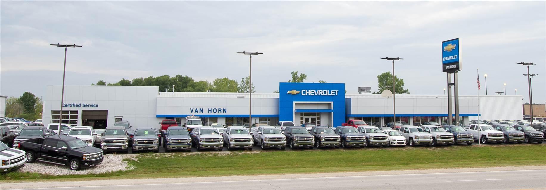 Van Horn Auto >> Joe Van Horn Chevrolet In Plymouth Wi 53073 Auto Body