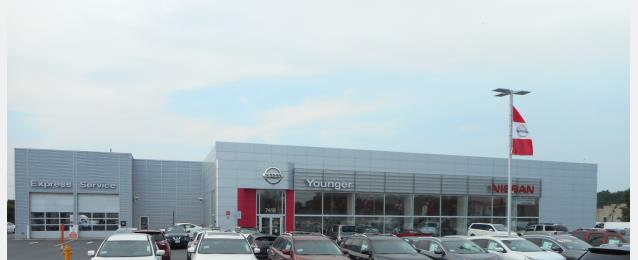 Younger Nissan of Frederick in Frederick, MD, 21704 | Auto ...