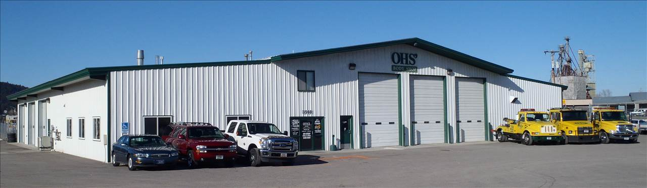 OHS Body Shop - Kalispell in Kalispell, MT, 59901 | Auto