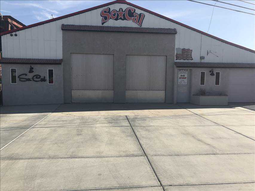socal autobody in barstow ca 92311 auto body shops carwise com