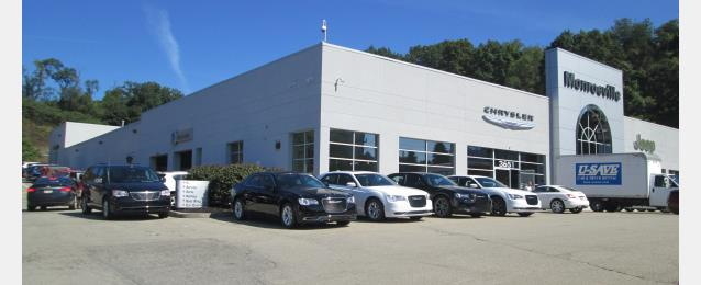 The New Monroeville Dodge, Inc  in Monroeville, PA, 15146 | Auto