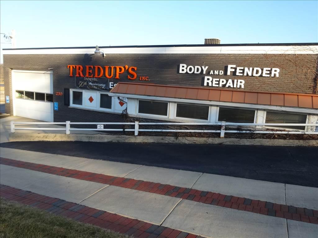 Tredups Inc in South Elgin, IL, 60177   Auto Body Shops