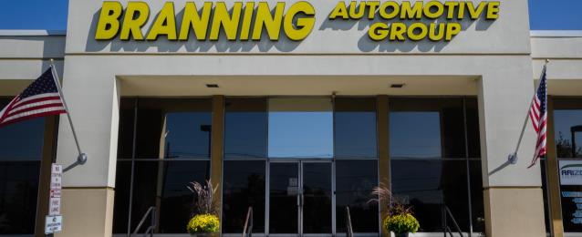 Branning Collision Centers At East Brunswick In East Brunswick Nj 08816 Auto Body Shops Carwise Com
