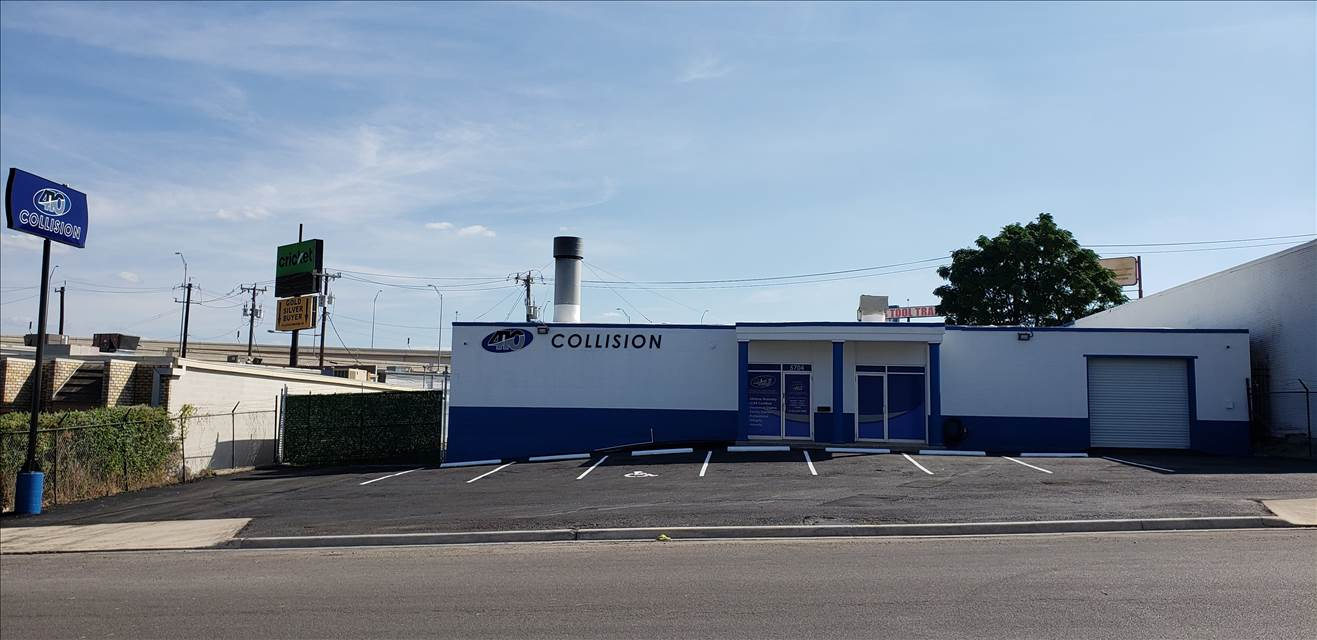 410 Collision Llc In San Antonio Tx 78238 Auto Body Shops