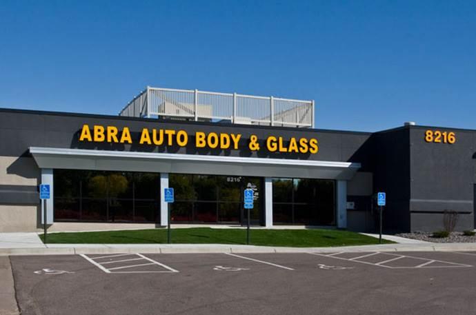 Abra Body Shop >> Abra Auto Body Repair Of America Brooklyn Park In Brooklyn