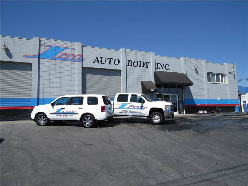 About Lito Auto Body Inc