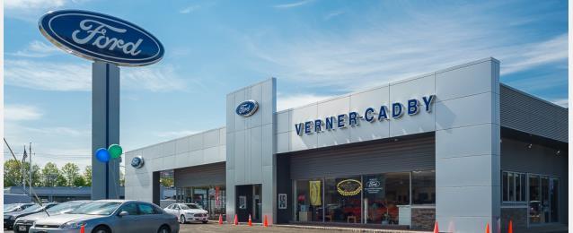 Verner Cadby Ford >> Verner Cadby Ford In Fairfield Nj 07004 Auto Body Shops