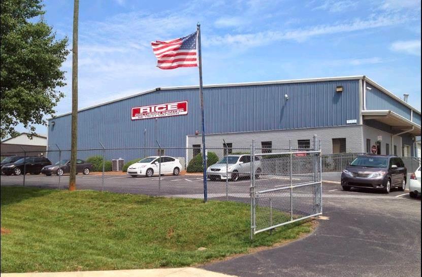 Rice Toyota Collision Center in Greensboro, NC, 27405 | Auto