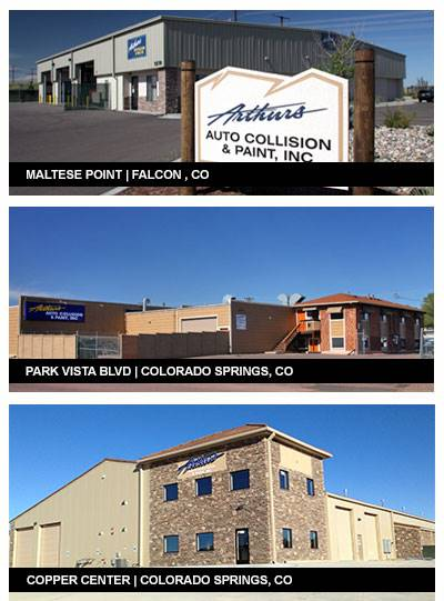 Arthur S Auto Collision Paint Pv In Colorado Springs Co 80918
