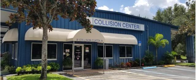 Buddy Foster Collision Towing Center In Zephyrhills Fl 33541