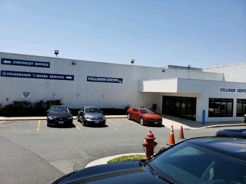 Ourisman Of Rockville In Rockville Md 20852 Auto Body Shops Carwise Com
