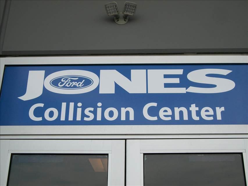 Jones Ford Inc In North Charleston Sc 29406 Auto Body Shops