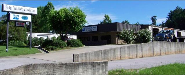 Phillips Paint,Body & Towing, Inc in Carrollton, GA, 30117   Auto