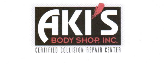Aki's Body Shop, Inc  in Seattle, WA, 98107 | Auto Body