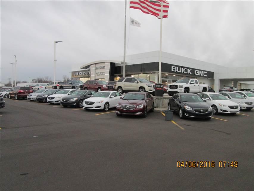 Jim Causley Buick GMC in Clinton Township, MI, 48036 | Auto Body