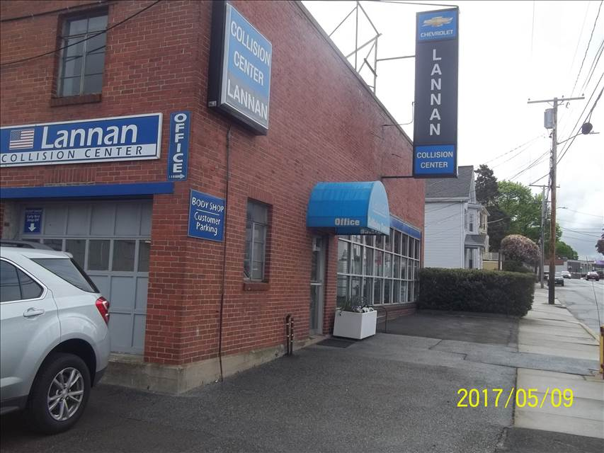 Lannan Collision Center In Woburn Ma 01801 Auto Body