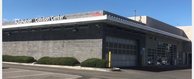 Autonation Collision Center Las Vegas In Las Vegas Nv 89146 Auto