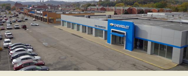 Jim Crivelli Chevrolet In Mc Kees Rocks Pa 15136 Auto Body Shops Carwise Com