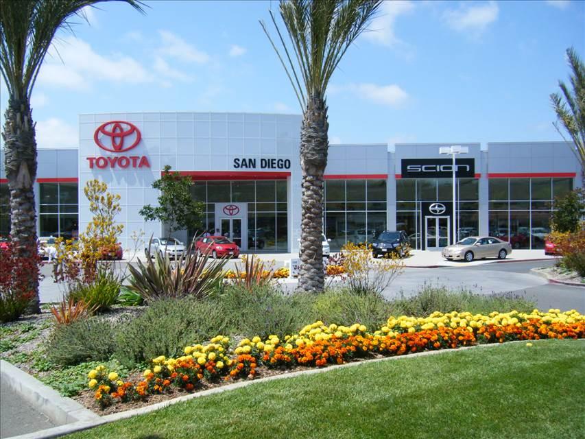 Toyota Of San Diego >> Norm Reeves Toyota San Diego In San Diego Ca 92120 Auto Body