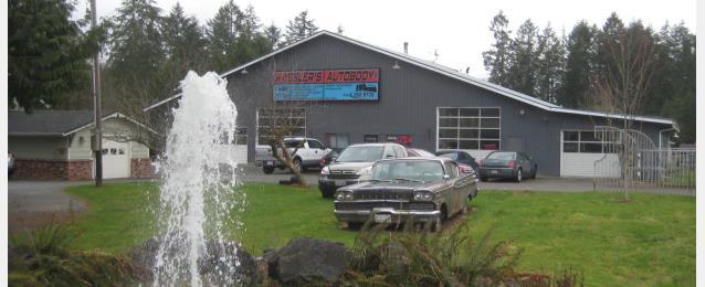 Chehalis Auto Center >> Hassler S Auto Body Inc In Chehalis Wa 98532 Auto Body