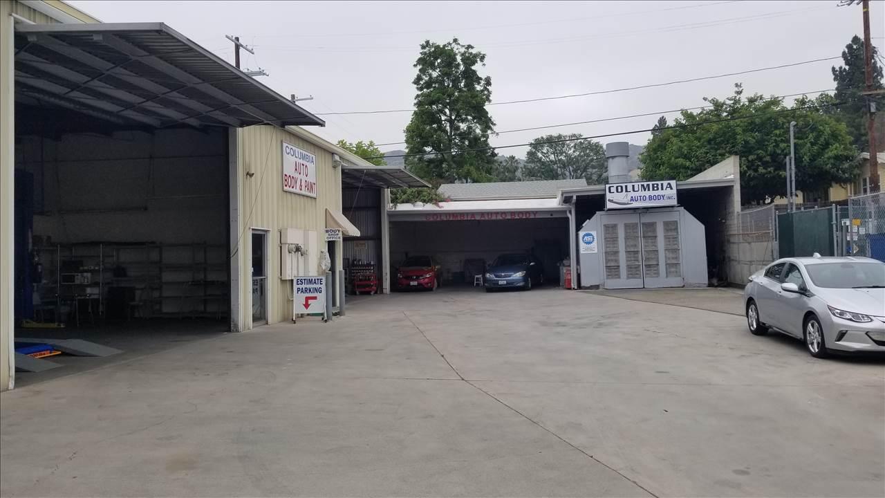 Columbia Auto Body, Inc in Eagle Rock, CA, 20   Auto Body Shops ...
