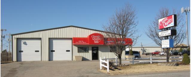 Quality Body Shop >> Classic Quality Body Shop In Hays Ks 67601 Auto Body