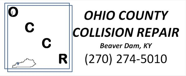 Ohio County Collision Repair In Beaver Dam Ky 42320 Auto Body