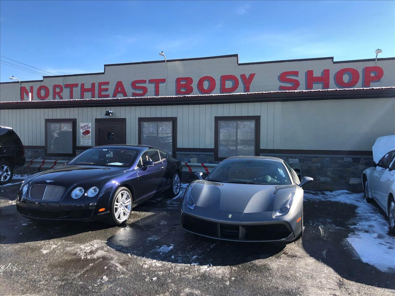 Auto Body Shops >> Northeast Body Shop In Wilmington De 19802 Auto Body
