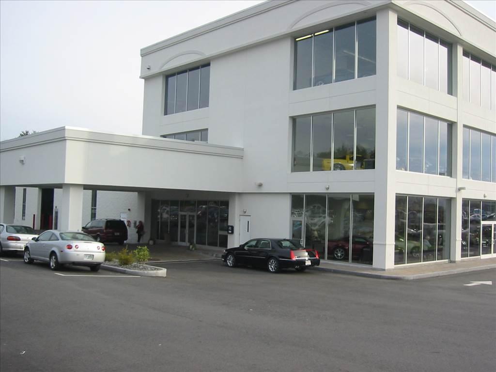 Macmulkin Chevrolet Inc In Nashua Nh 03060 Auto Body Shops