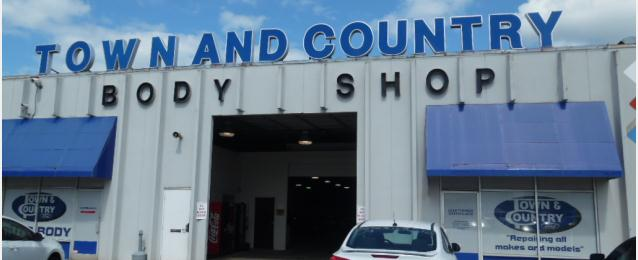 Town Country Ford In Charlotte Nc 28212 Auto Body Shops