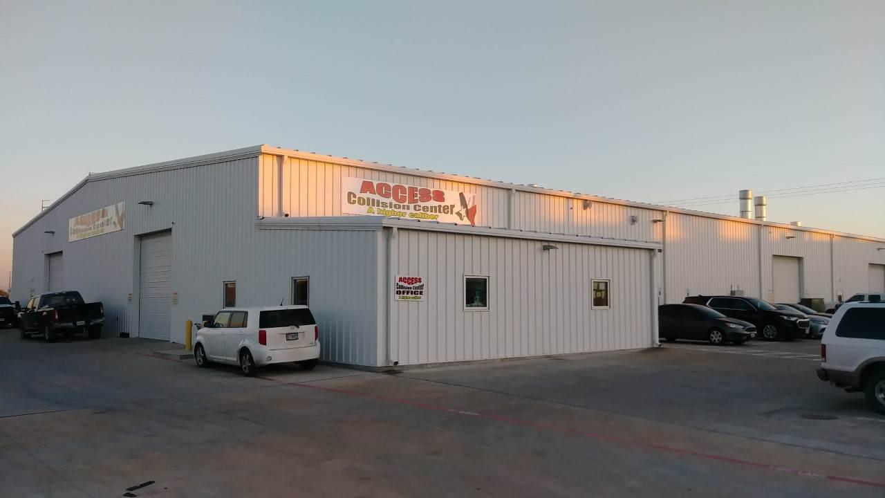 Access Collision Center In Corpus Christi Tx 78410 Auto Body