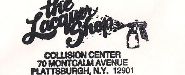 The Lacquer Shop Collision Center In Plattsburgh Ny 12901 Auto Body Shops Carwise Com