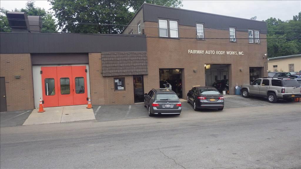 Fairway Auto Center >> Fairway Auto Body Works Inc In Mamaroneck Ny 10543 Auto