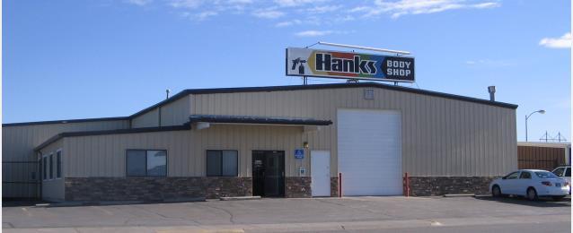 Hank's Body Shop, Inc  in Billings, MT, 59102 | Auto Body Shops