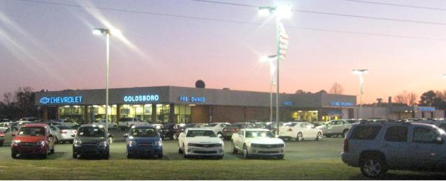 Team Chevrolet Of Goldsboro In Goldsboro Nc 27534 Auto Body Shops Carwise Com