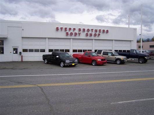 Stepp Brothers Body Shop In Anchorage Ak 99501 Auto Body Shops