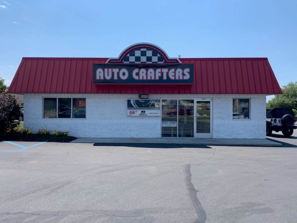 Auto Crafters In Owosso Mi 48867 Auto Body Shops Carwise Com