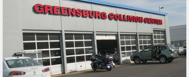 About Greensburg Collision Center at Sendell Motors