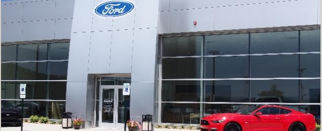 Shults Ford At Route 28 Inc In Pittsburgh Pa 15238 Auto Body